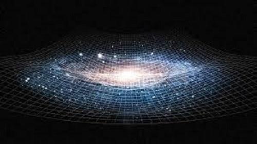 Física quàntica: l'espai és REAL